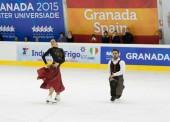 64 españoles de deportes de hielo estarán en la Universiada de Granada