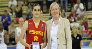 Salvadores, MVP del Mundial sub 17. Fuente: FEB