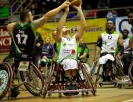 Comienza la Copa del Rey de baloncesto en silla de rueda