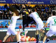 España vence a Hungría en el Internacional de Oviedo