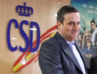 """Miguel Cardenal: """"El CSD celebra que la RFEF acepte el diálogo"""""""