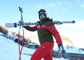 Carolina Ruiz, 14º en Cortina d'Ampezzo