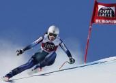 Carolina Ruiz, 7ª en descenso en St. Moritz