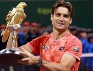 Ferrer en individual y Nadal en dobles se coronan en Doha