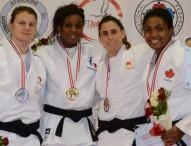 Podio para Marta Tort en el Open de África de judo