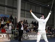 Yulen Pereira sube al podio en la Copa del Mundo júnior