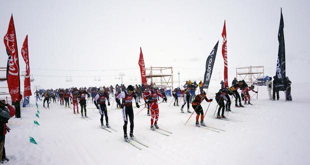 Esquí de fondo. Fuente: Rfedi