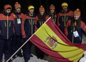 5 españoles en la nieve del Festival Olímpico de la Juventud Europea