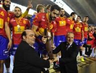 Los 'Hispanos' ganan el Torneo Internacional en Oviedo