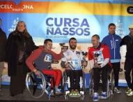 Madera se impone en el sprint final en la Cursa dels Nassos
