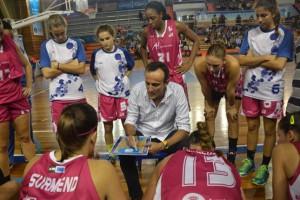 Liga femenina. Fuente: FEB