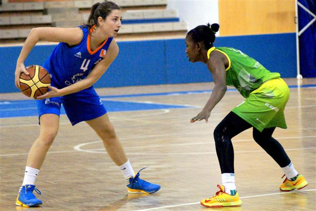 Liga femenina de baloncesto. Fuente: Perfumerías Avenida / Feb.