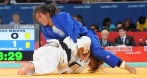 La judoca valenciana. Fuente: Servimedia