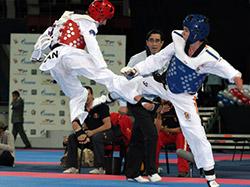 Parataekwondo. Fuente: WTF