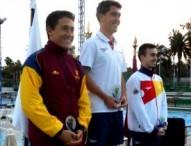 Nico García Boissier brilla en 1 m en la Pepsi Diving Cup