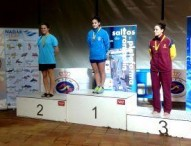 Rocío Velázquez y Adriá García, campeones de España