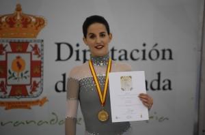 Sonia Lafuente. Fuente: LPT / Avance Deportivo