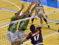 1ª derrota de Unicaja Almería en la Superliga masculina