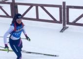 Victoria Padial, 18ª en sprint en la IBU Cup de biatlón