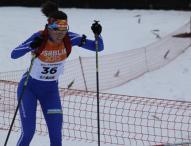 Victoria Padial llega en 17ª posición en los 15 km de la Universiada