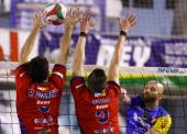 Unicaja Almería se afianza al frente de la Superliga masculina