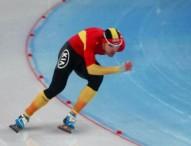 Vidondo cierra la temporada con un récord de España en 1.000 metros