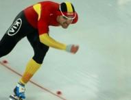 Vidondo saborea la élite del patinaje de velocidad