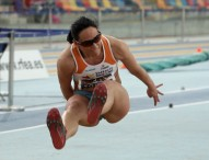 Patricia Sarrapio, un triple salto de oro