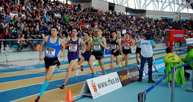 La selección española acudirá con 32 atletas al Europeo de Praga. Fuente: RFEA