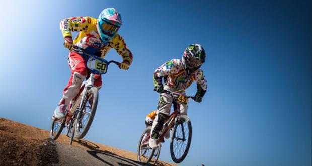 Arranca la temporada para los integrantes de la selección española de BMX. Fuente: RFEC