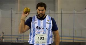 Borja Vivas. Fuente: Club Atletismo Málaga