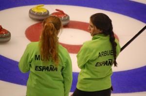 Curling Universiada: España-Rusia. Fuente: LPT/Avance Deportivo