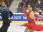 Sara Hurtado-Adriá Díaz, Top 14 en el Mundial de patinaje