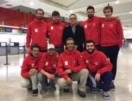 La selección de esquí alpino, lista para el Mundial