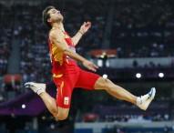 Eusebio Cáceres logra la mejor marca mundial del año