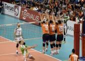 CAI Teruel, campeón de la Copa del Rey de voleibol