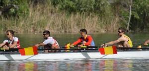 Jesús González, Suso. Fuente: Rowing Nino