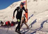 Laura Orgué, 31ª en los 30 km en el Mundial de Falun