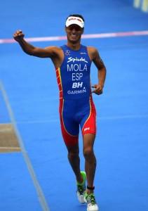 Mario Mola. Fuente: triathlon.org