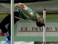 Miguel Ángel Sancho recupera el trono en salto de altura