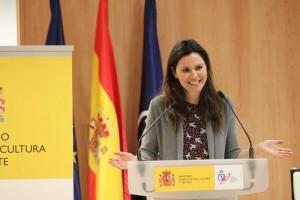 Susana Pérez-Amor. Fuente: CSD