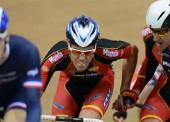 España termina 4ª en madison en el Mundial de ciclismo