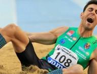 Pablo Torrijos, primer español en superar 17 metros en triple salto