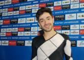 """Felipe Montoya: """"Es sensacional patinar en casa"""""""