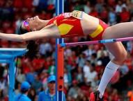 Ruth Beitia suma el 14º título en salto de altura