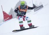 El banked slalom cierra el Mundial de snowboard paralímpico