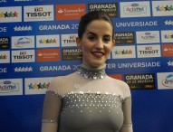 """Sonia Lafuente: """"Voy a darlo todo para lograr la mínima en el programa corto"""""""