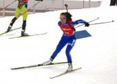 Victoria Padial, 81ª en sprint en Oslo