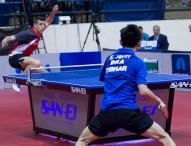 Álvaro Robles conquista la Copa Latina de tenis de mesa