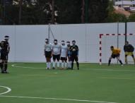 La Liga de fútbol para ciegos, al rojo vivo